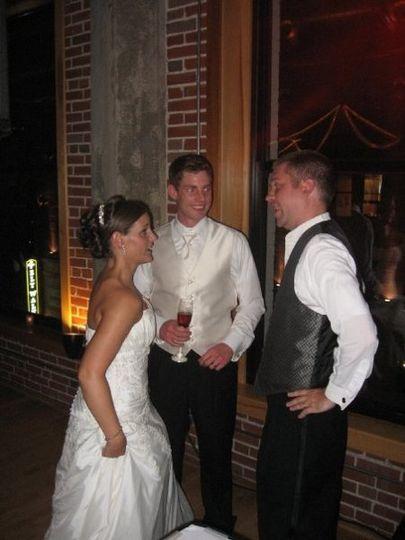 Legreca wedding at WOW