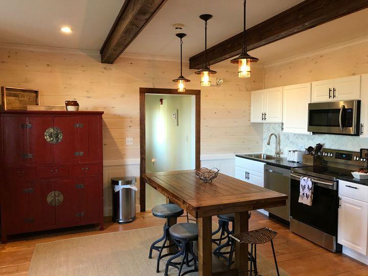 Farm kitchen in the Homestead