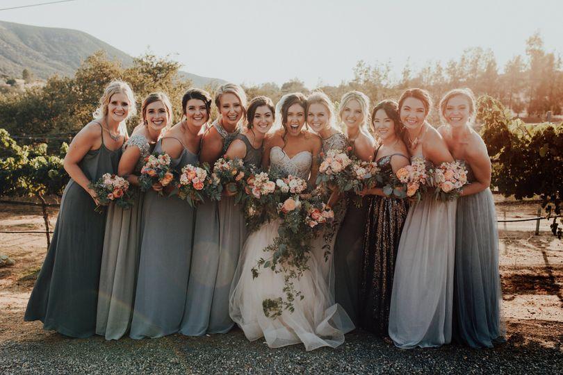 Beautiful ladies - Photo: Hom Photography