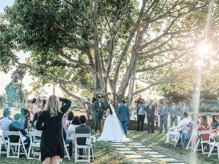Ceremony at the Banyan
