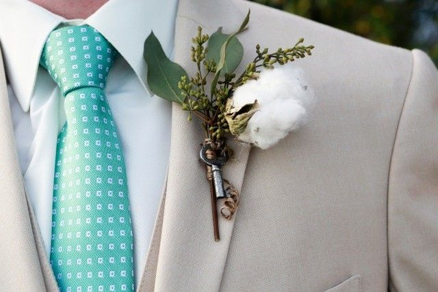 Boutonniere sample