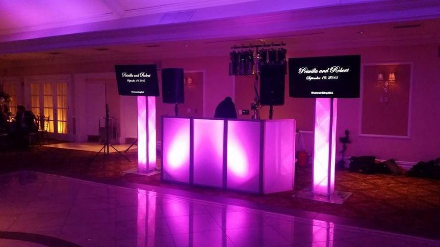 DJ's station