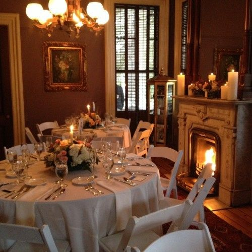 Mansion Dining Room: Rock City Falls, NY