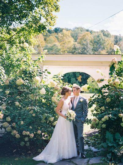 Rose Garden Arch