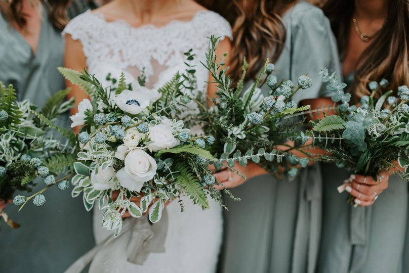 Flowers by Rose Moss