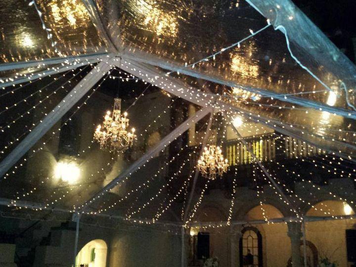 Tmx Clear With Twinkles  51 53383 Bradenton, FL wedding eventproduction