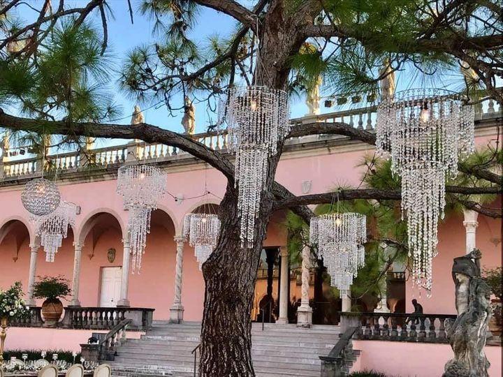 Tmx Crystal Chandeliers Round Crystal Lanterns 51 53383 1556377666 Bradenton, FL wedding eventproduction