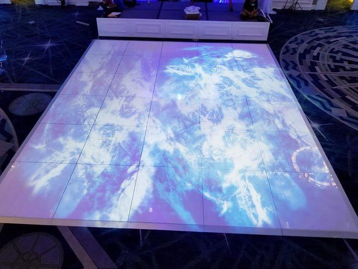 Tmx Marble Glass Gobo 51 53383 1556377831 Bradenton, FL wedding eventproduction