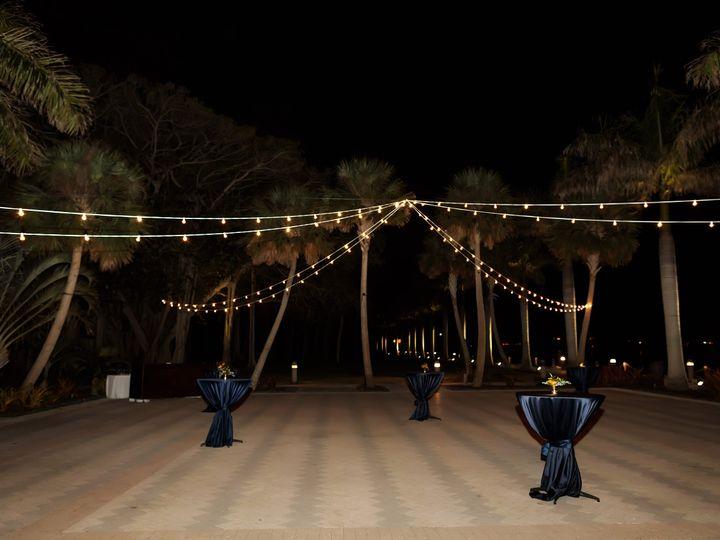 Tmx Small Cafe Bulbs Center Out 51 53383 Bradenton, FL wedding eventproduction