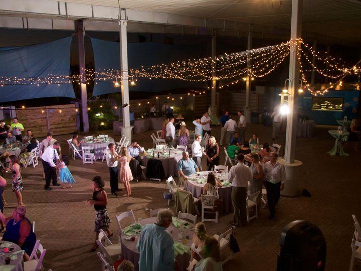 Tmx String Lights At Mote Courtyard 51 53383 1556377345 Bradenton, FL wedding eventproduction