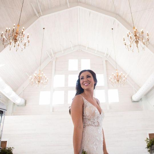 Opulent chandeliers