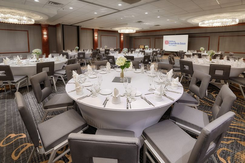 Hilton Garden Inn Las Colinas Venue Irving TX WeddingWire