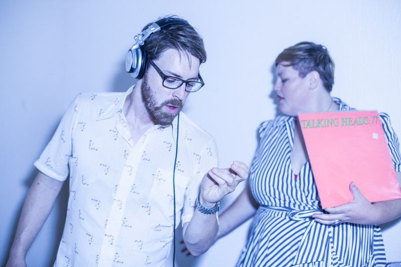 DJ Etch-A-Sketch