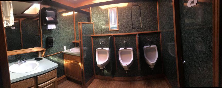 Urinal options