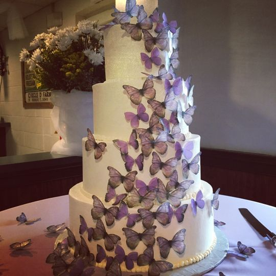 Fiona's By The Cake Faerie - Wedding Cake - Severna Park, MD