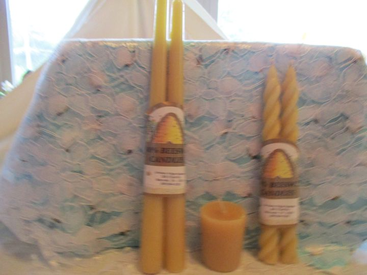 Taper and Votive Candles