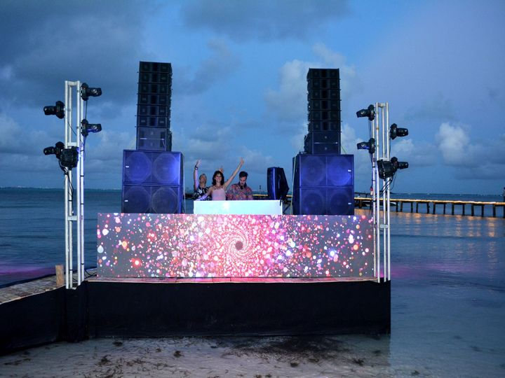 Electronic music event