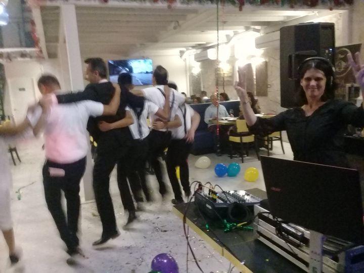 New years eve dance