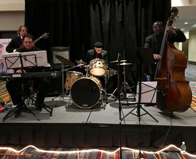 Metro Jazz band