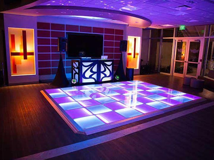Tmx 1470403234943 Lighteddancefloornew2 Fort Lauderdale, FL wedding dj