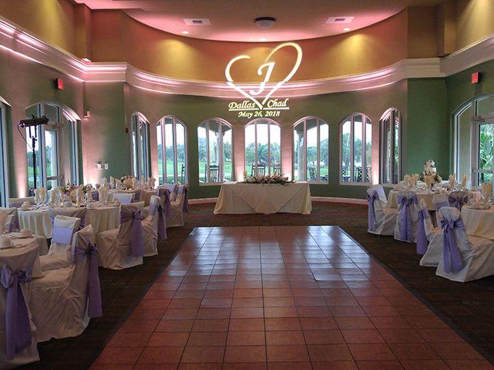 Tmx 1529615307 8c5c47ab349b758f 1529615305 E3602d894dd7b860 1529615293751 12 Pink LED Up Light Fort Lauderdale, FL wedding dj