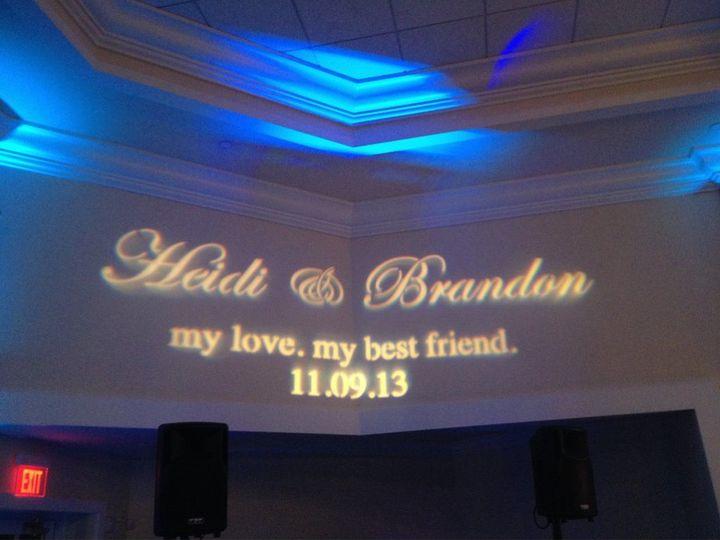 Tmx 1529615327 D49b3b424486e006 1529615326 5180dcdca2bde89d 1529615293801 49 Gobo Monogran And Fort Lauderdale, FL wedding dj