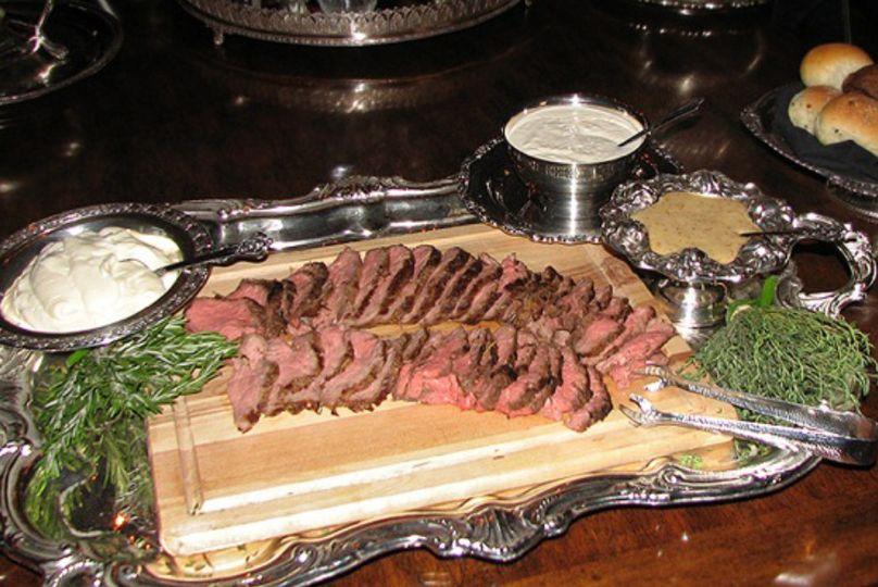 Cut meat