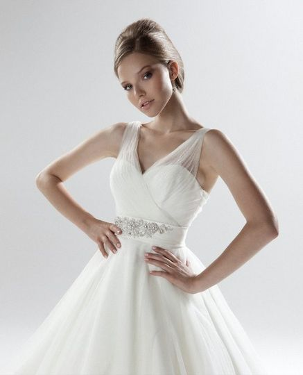 ellis bridal gown tulle crop copy