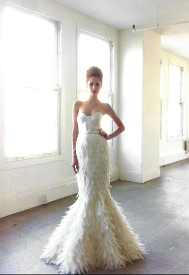 Aria Bridal Gown