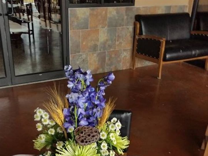 Tmx 1434378569768 Blue Flowers Culpeper, District Of Columbia wedding florist