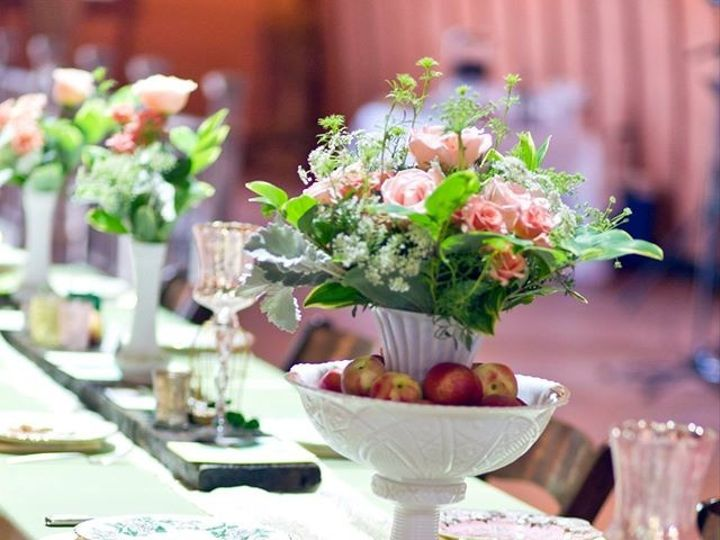 Tmx 1434378580820 Brandy Hill Centerpieces Culpeper, District Of Columbia wedding florist