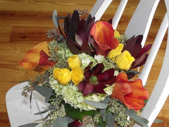 Tmx 1434378616652 Fall Bouquet 2 Culpeper, District Of Columbia wedding florist