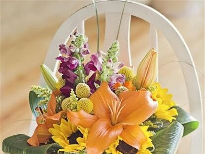 Tmx 1434378620186 Fall Bouquet Culpeper, District Of Columbia wedding florist