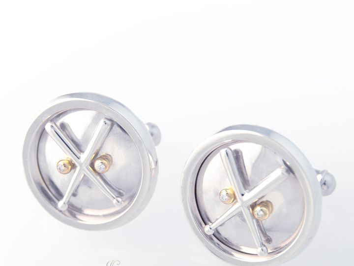 Tmx 1424271324313 Bball Cuff Links2 Northborough wedding jewelry