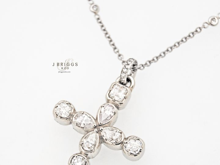 Tmx 1424271575718 Diamond Cross Northborough wedding jewelry
