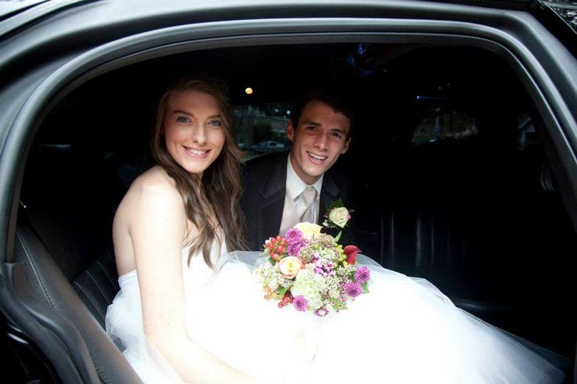 Bridal doors