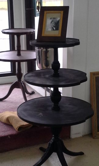 tiered tables