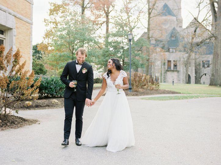 Newlyweds - Di Images LLC