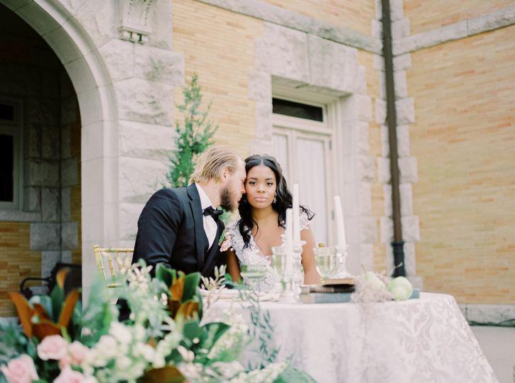 Outdoor reception - Di Images LLC