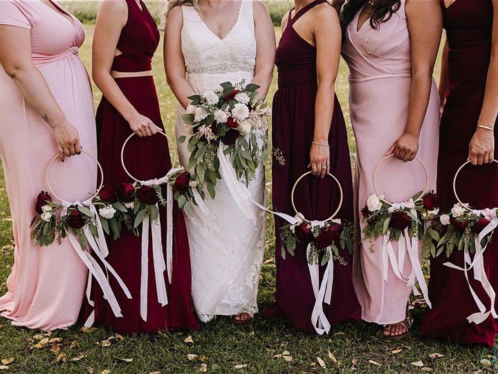 Tmx Lbp Kari And Damon 144 51 501483 Toledo, OH wedding florist