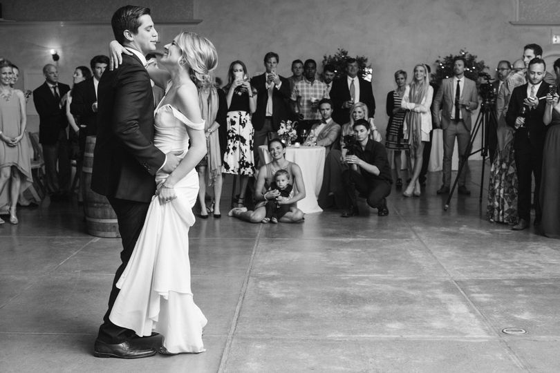 california wedding 120