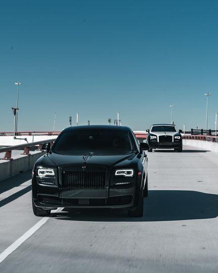 Rolls Royce Ghost's
