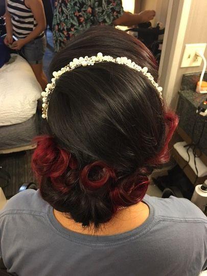 eunice hair