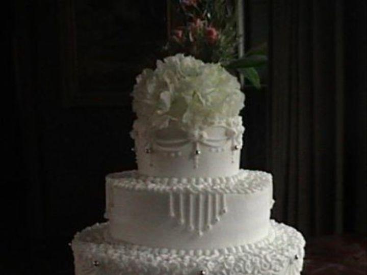 Tmx 1263095790182 RedBerryCake San Antonio wedding cake