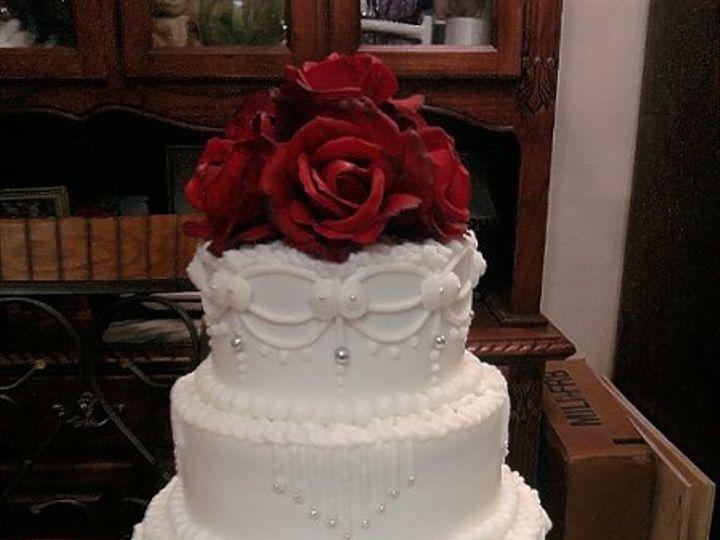Tmx 1282803515613 Photo0471 San Antonio wedding cake