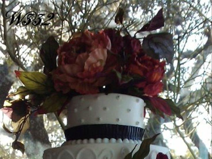 Tmx 1289291425110 CakesW3322 San Antonio wedding cake