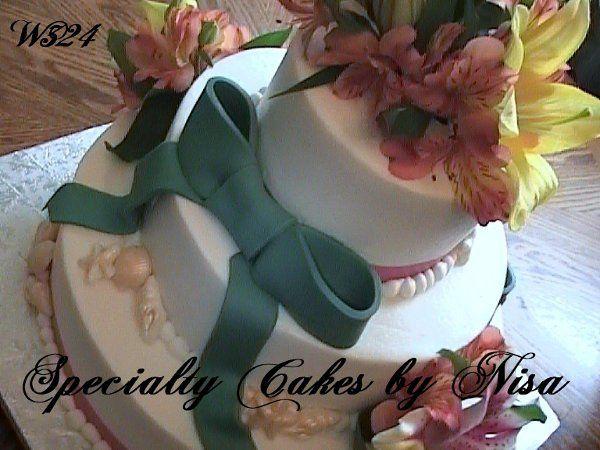 Tmx 1289291540126 CakeW324 San Antonio wedding cake