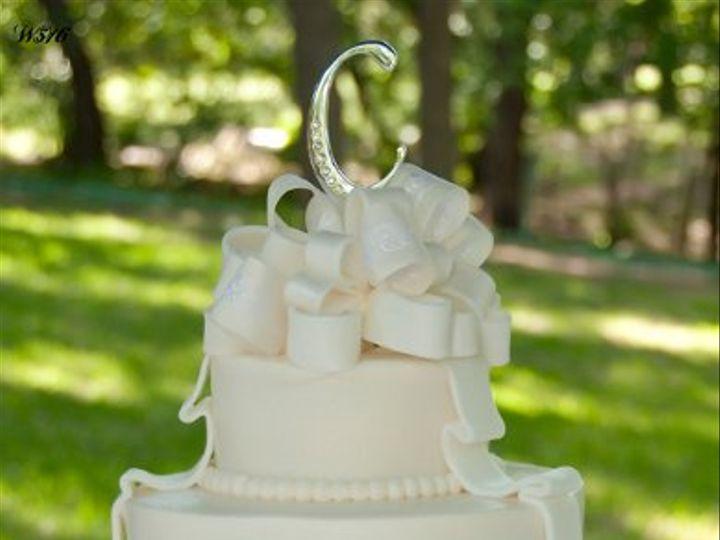 Tmx 1289291928766 CakesW3163 San Antonio wedding cake