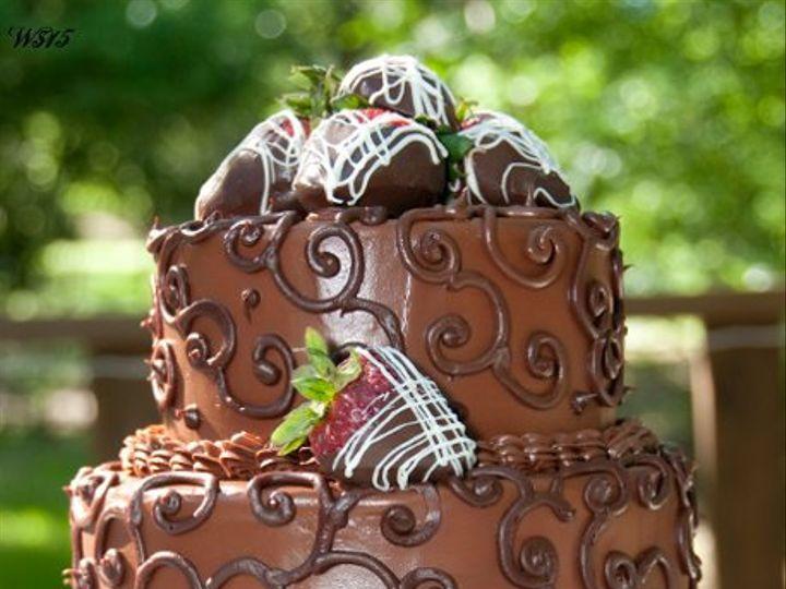 Tmx 1289292014438 CakesW3152 San Antonio wedding cake