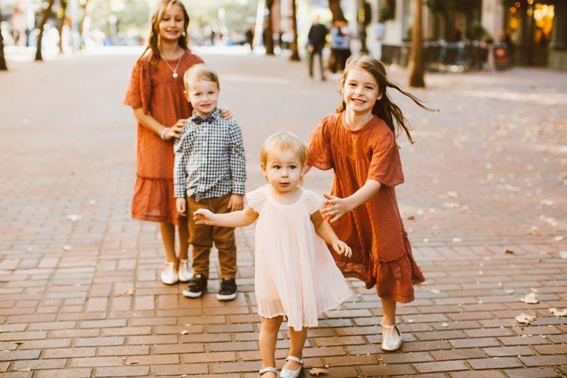 Children's portrait - Dana Kae Photography